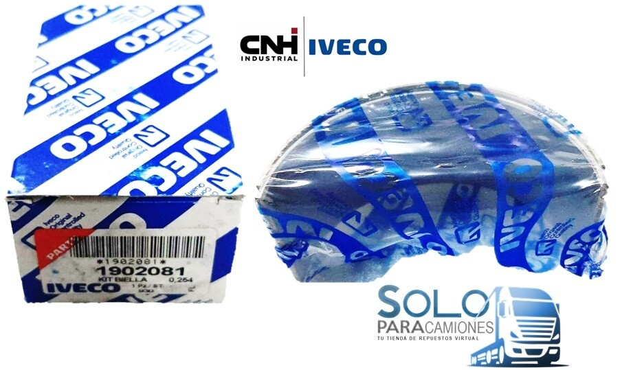 CONCHAS DE BIELA 0.10 IVECO EURO TRAKKER / TECH