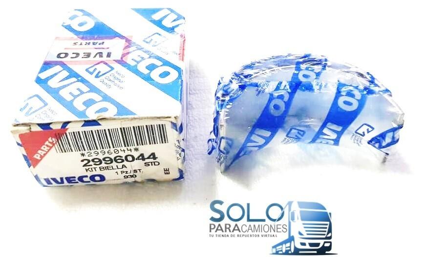 CONCHA DE BIELA STD IVECO TECTOR / Cod. Sust. 500055814
