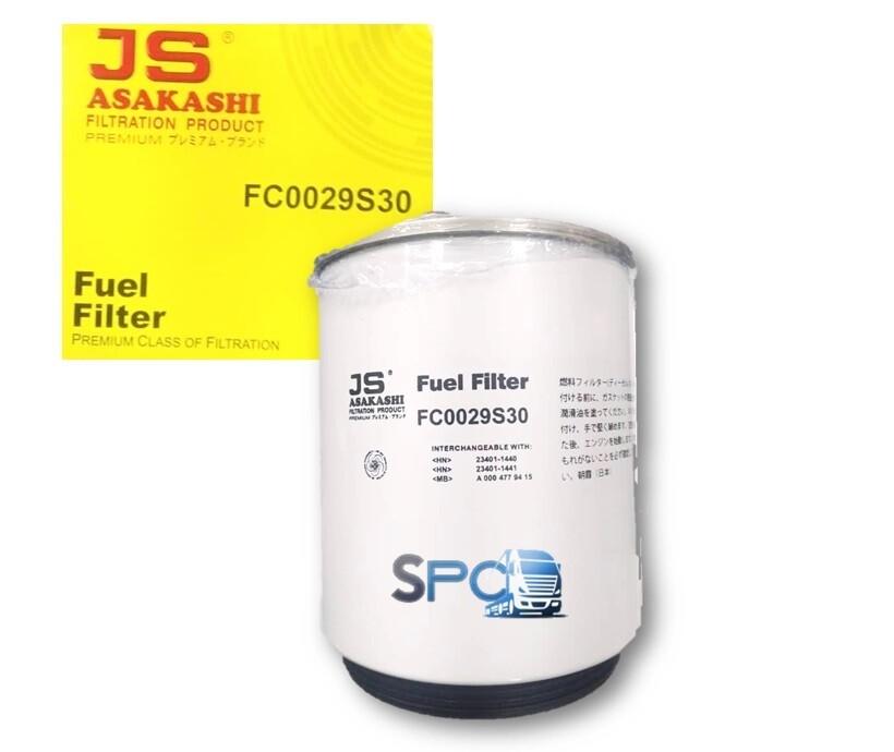 FILTRO TRAMPA AGUA GASOIL HINO 500 / IVECO TECTOR