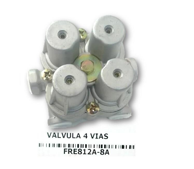 VALVULA 4 VIAS  IVECO STRALIS / TRAKKER / 330.30 / NPR / VERTIS / TECTOR