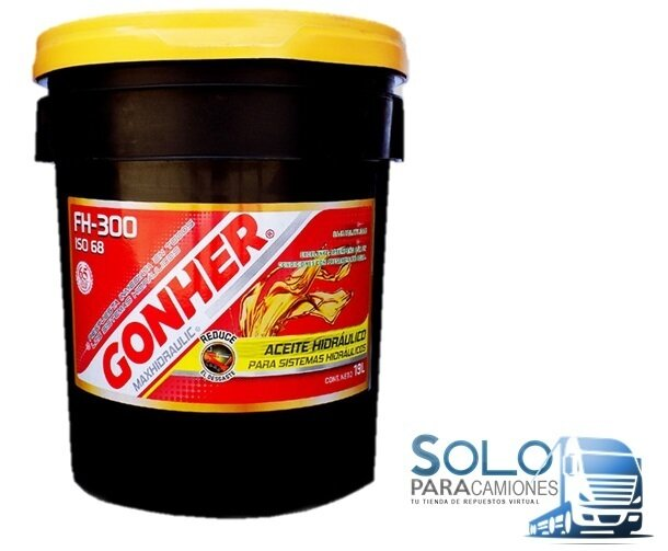 ACEITE HIDRAULICO ISO 68 PAILA 19LTS. GONHER