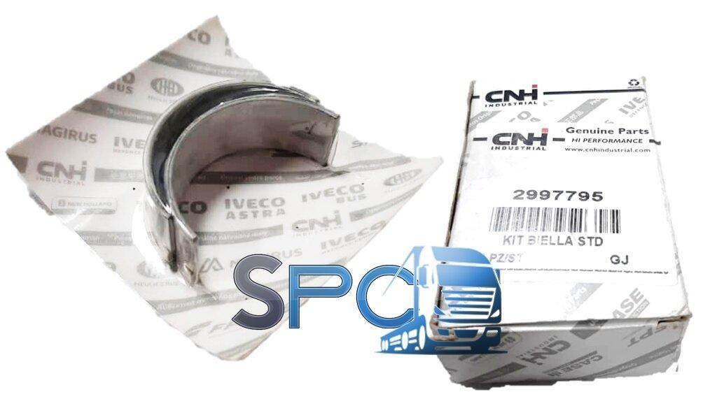CONCHAS DE BIELA STD IVECO DAILY / POWER DAILY MOTOR 8140.