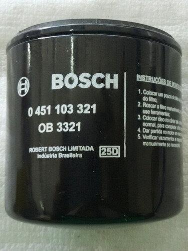FILTRO DE ACEITE BOSCH 0451103321 FORD FIESTA, KA