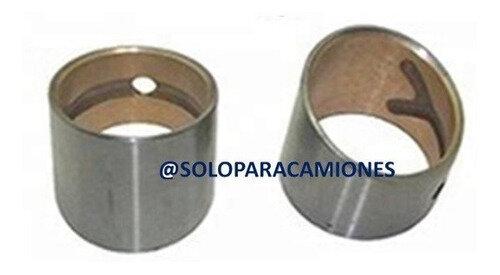 JUEGO 4 BOCINAS DE BIELA STD MOTOR IVECO DAILY 8140.23 / 43