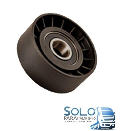 POLEA TENSOR PLASTICO CORREA UNICA 17x70x27mm IVECO NEW DAILY 70C16 4K