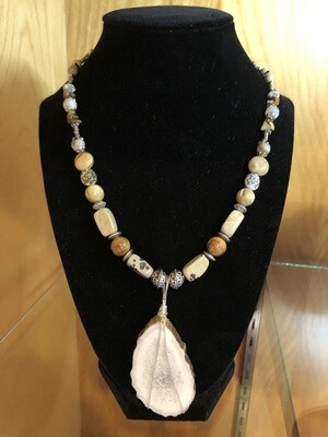 Elk Horn Necklace