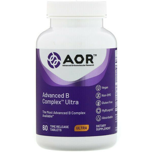 Advanced B Complex Ultra (60)