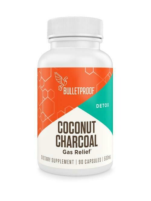 Bulletproof Coconut Charcoal (90)