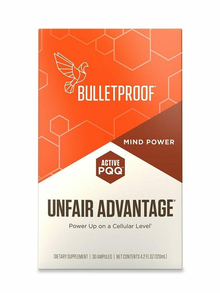 Bulletproof Unfair Advantage (30)