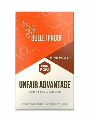 Bulletproof Unfair Advantage (30)