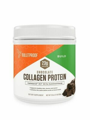 Bulletproof Collagen Protein - Chocolate (1.1 lbs)
