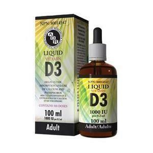 Vitamin D3 - Liquid (100 mL)