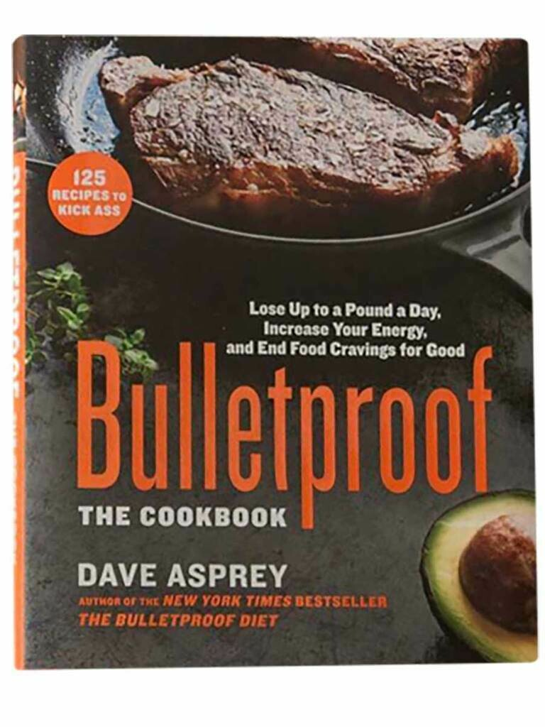Bulletproof Cookbook