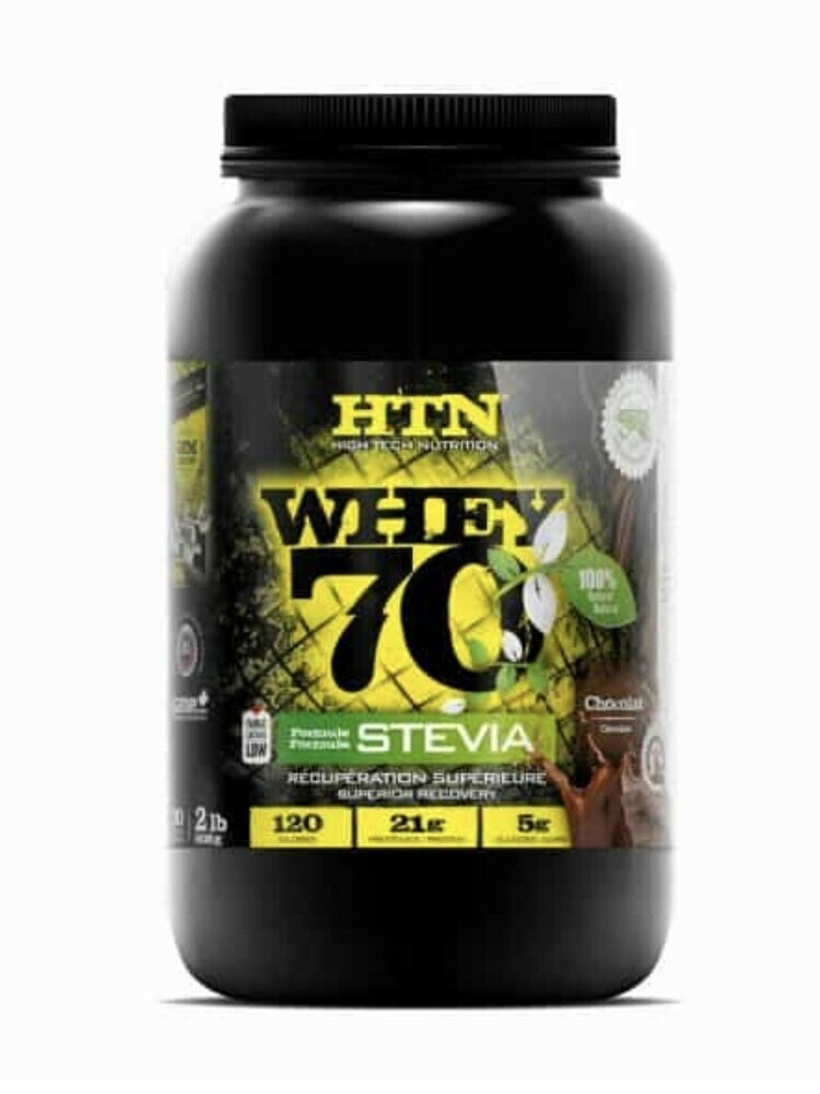 Pro Circuit - HTN - Whey 70% Stevia - Chocolate (2lb)