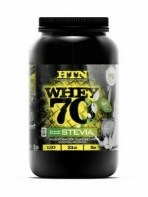 Pro Circuit - HTN - Whey 70 Stevia - Vanilla (2lb)