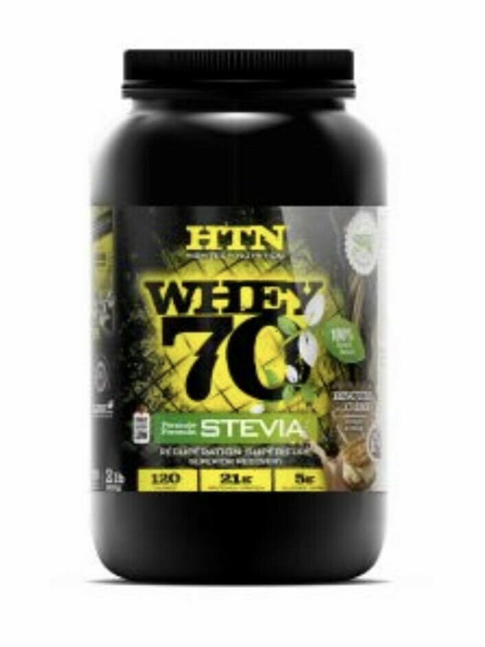 Pro Circuit - HTN - Whey 70 Stevia - Cookies and Cream (2lb)
