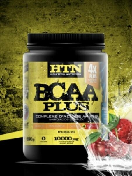 Pro Circuit - HTN - BCAA Plus - Strawberry Rhubarb (650g)