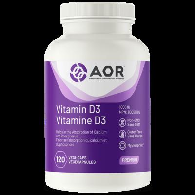 Vitamin D3 (120)