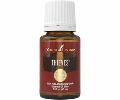 Thieves Essential Oil (15mL)