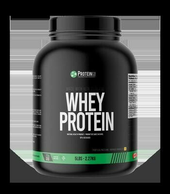 Whey Protein - New Zealand - 5lbs