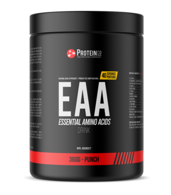 EAA - Punch - 360g - 40 servings