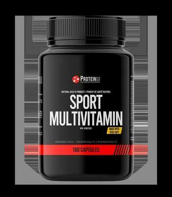 Sport Multivitamin - 100 capsules