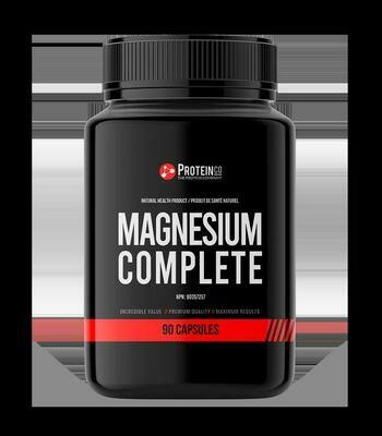 Magnesium Complete - 90 capsules