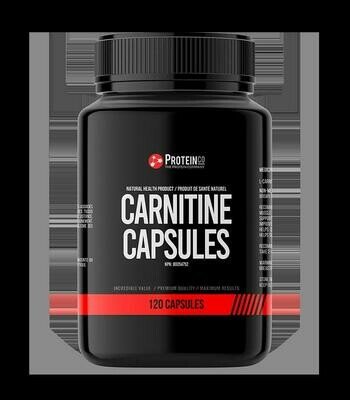 Carnitine Capsules - 120 capsules
