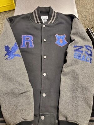 House Varsity Jacket (Customizable)