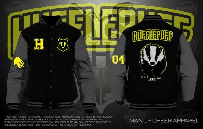 House Varsity Jacket (Customizable)