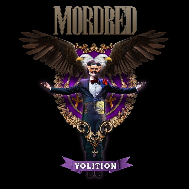 Mordred: VOLITION EP Vinyl - US SHIPPING ONLY!