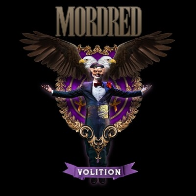 Mordred: VOLITION EP CD  - US SHIPPING ONLY!