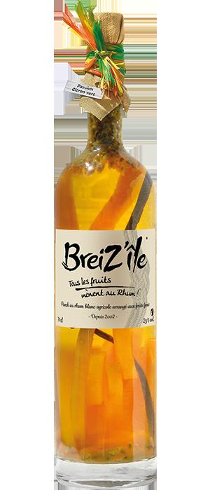 "Breiz'Ile Passion Citron Vert ""Tradition"""