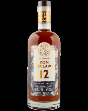 Ron Esclavo 12 Islay Whisky Finish