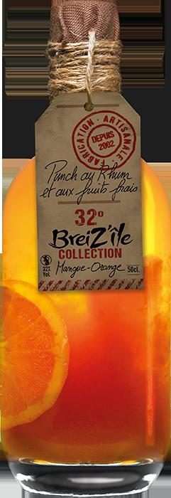 "Breiz'Ile Mangue Orange ""Collection"""