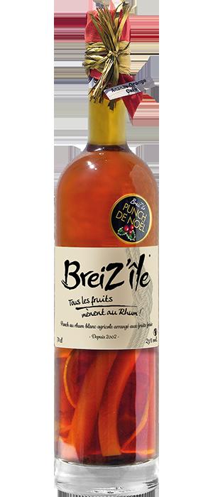 """Breiz'Ile Punch de Noël """"Tradition"""""""
