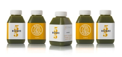 4 Day - 5Before5 Cleanse