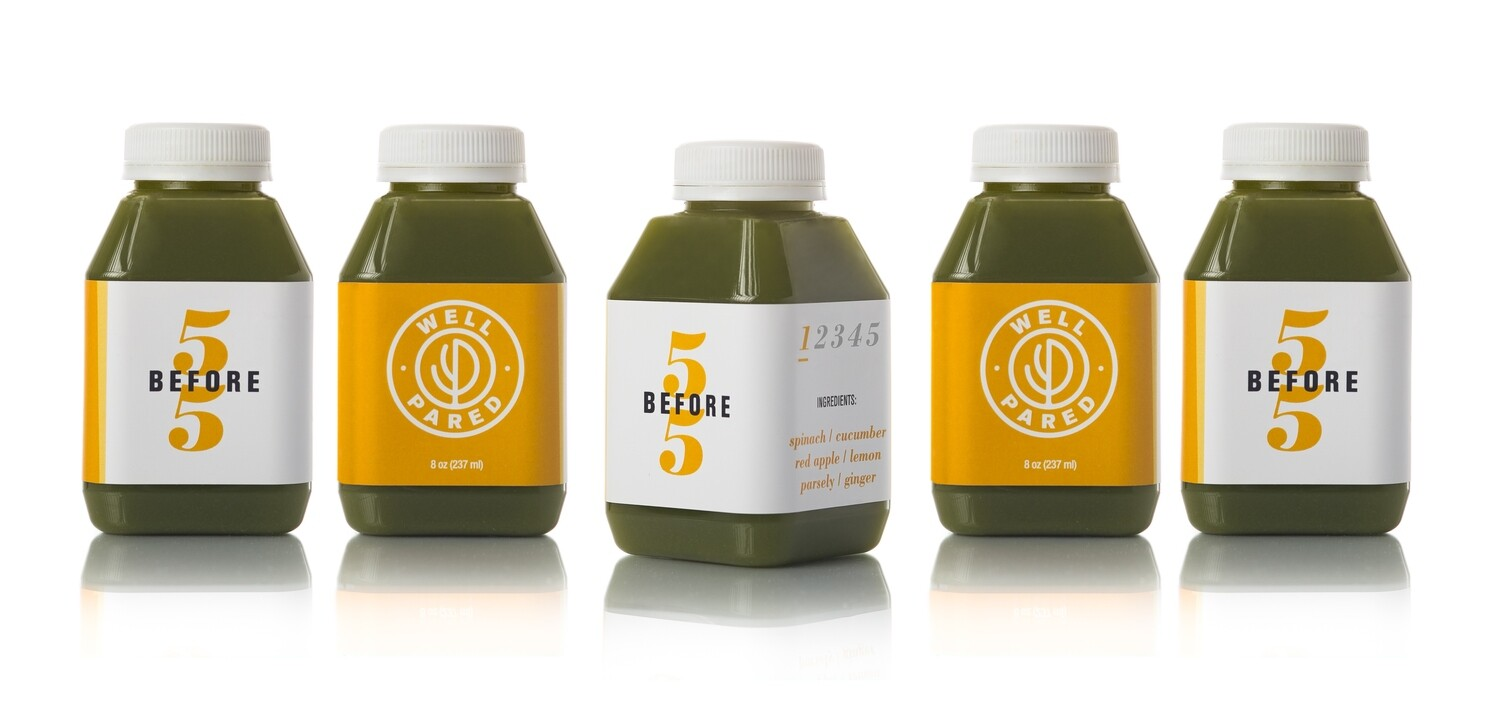 5 Day - 5Before5 Cleanse