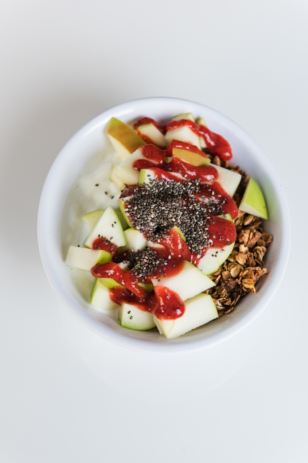 Jammer Yogurt Bowl