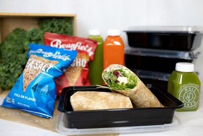 Wrap Lunch Combo