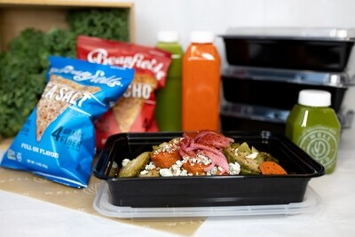 Warm Grain Bowl Lunch Combo