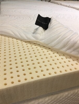 NATURAL TALALAY LATEX TOPPER