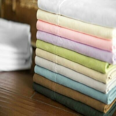 DOUBLE BRUSHED MICROFIBER SHEET SET