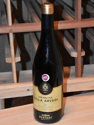 Amarone Bertani Villa Arvedi 2012