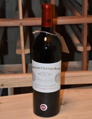 """Chateau Cheval Blanc 1er Grand Cru Classe """"A"""""""