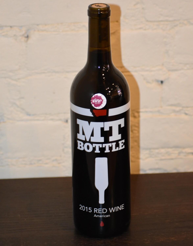 """Valo Cellars """"MT Bottle"""" Red"""