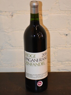 Ridge Pagani Ranch Zin