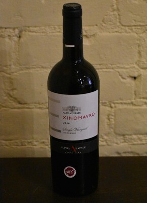 "Alpha Estate Xinomavro ""Hedgehog Vineyard"""