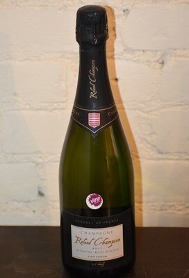 Roland Champion NV Grand Cru Blanc de Blanc