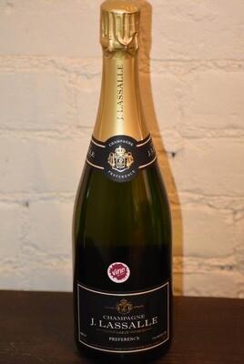 J. Lassalle Champagne Brut Preference
